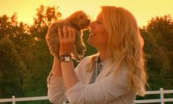 Claire Danes – AUDI A6 – Emmys spot